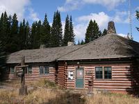 The Lake Ranger Station