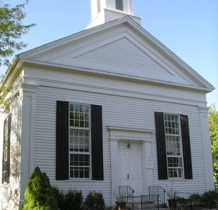 The Milton Congregational Church
