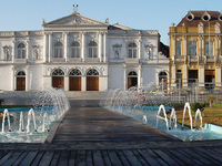 Municipal Theater of Iquique