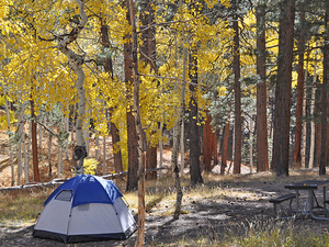 The North Rim Campground