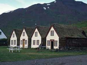 The old farmhouse Laufas