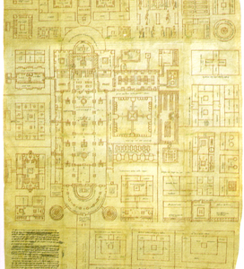 The Plan Of St Gall