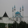 The Qolşärif Mosque In Kazan
