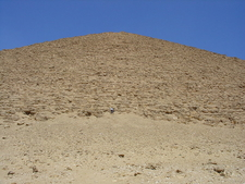 The Red Pyramid In Dahshur