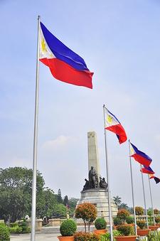 The Rizal Mounument On Rizal Park