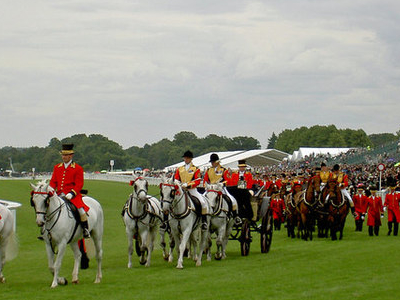 The Royal Carriages