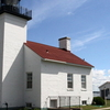 The Sand Point Lighthouse Is On The National Register Of Histori