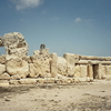 The Southern Wall Of Hagar Qim