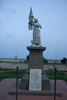 The Statue Of Joan Of Arc Puducherry