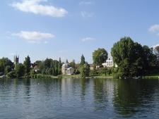 The Thames At Hampton