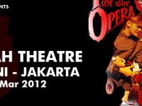 "The Thrilling ""Phantom of the Opera"""