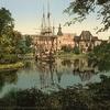 The Tivoli Park Copenhagen