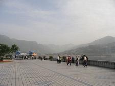 Three Gorges Dam Site
