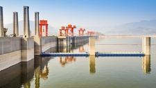 Three Gorges Dam View