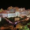 Tibet Potala Palace - Night View