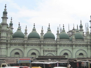 Tipu Sultan Mosque