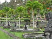 O Palácio de Água de Tirtagangga