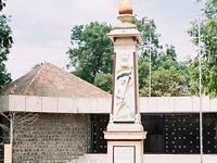 Tiruppur Kumaran Memorial Statue