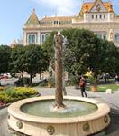 Tüke fountain