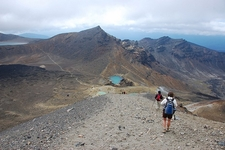 Tongariro Crossing - North Island NZ