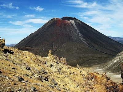Tongariro National Park - North Island NZ