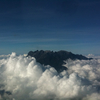 Top View Mount Kinabalu