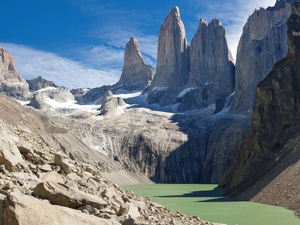 Torres Del Paine and Glacier 4 Days