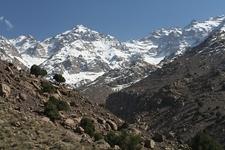 Toubkal Peak - High Atlas