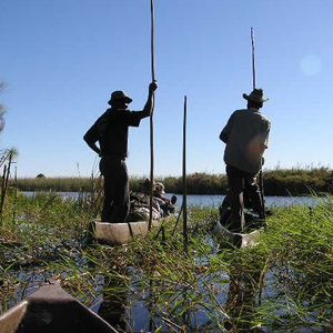 Tourist  Attractions In Okavango Delta