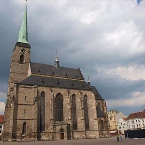 Tourist Attractions In Plzen