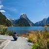 Tourist @ Fiordland - Southland NZ