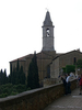 Tourists In Pienza