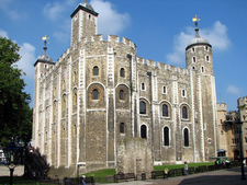 Tower Of London White Tower