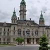 Town Hall Of Gyor