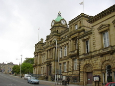 Town Hall Manchester Road