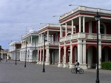 Town Square Granada Nicaragua