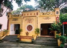 Tran Quoc Nghien Temple