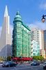 Transamerica & Flatiron In San Francisco CA