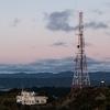 Transmission Tower - Mount Victoria - Wellington NZ