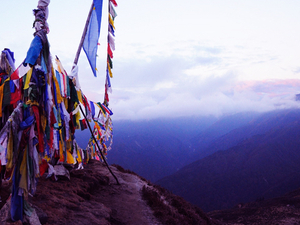 Goechal Trekking in Sikkim Photos
