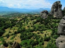 Trikala - Meteora Landscape