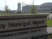 Troy Municipal Airport