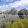 Tsingy De Bemaraha National Park In Madagascar