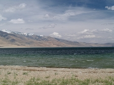 Tso Moriri Lake View - Ladakh J&K