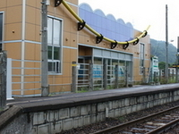 Tsugaru Futamata Station