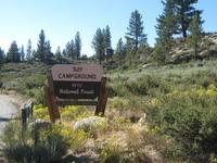 Inyo Tuff Campground