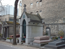 Tomb Of Porfirio Diaz
