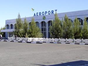 Turkmenabat Airport