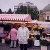 Turku Market Square In Finland