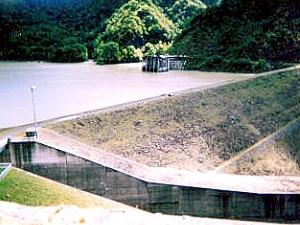 Shizunai River